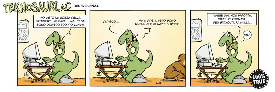 TeknoSauri.aC, seguici anche su FB!